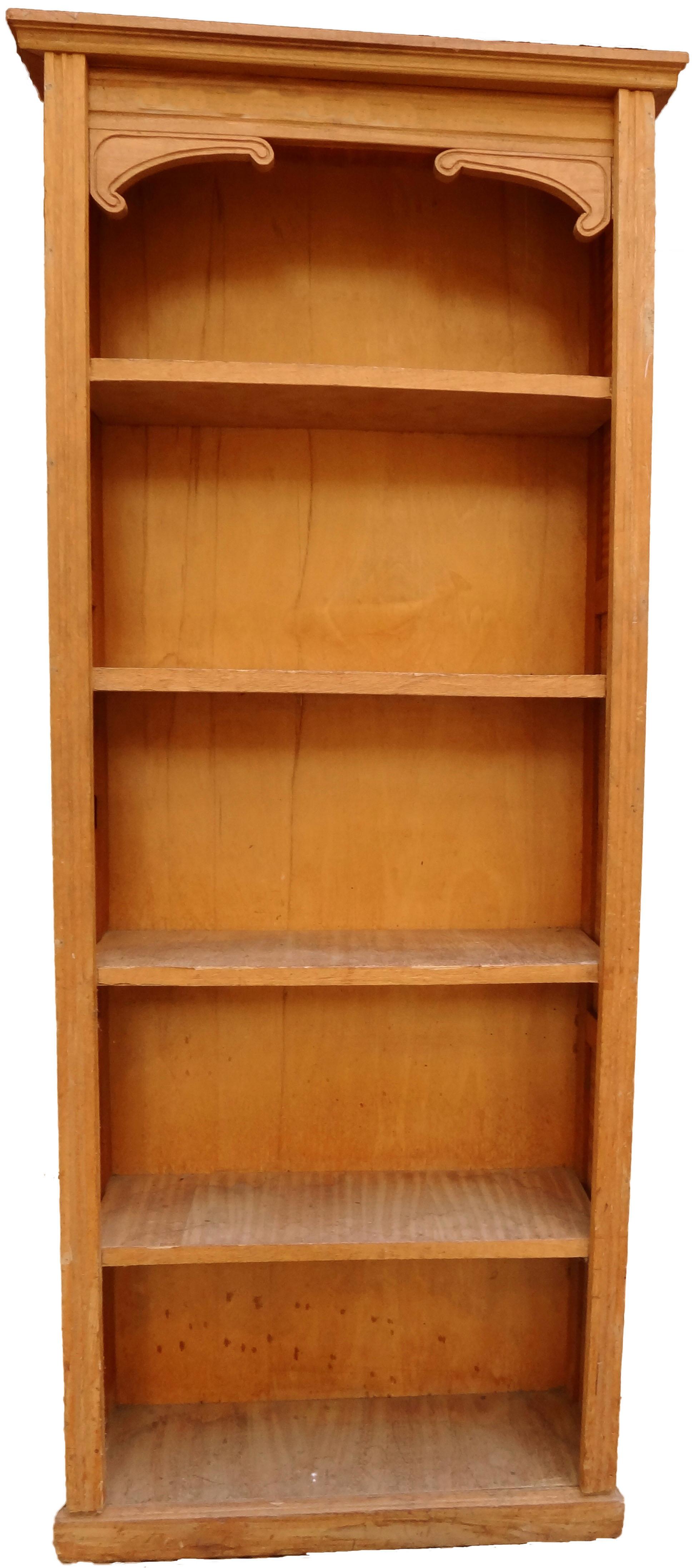 Bibliotecas Y Cristaleros Carpinteria Restauracion - Bibliotecas-de-madera