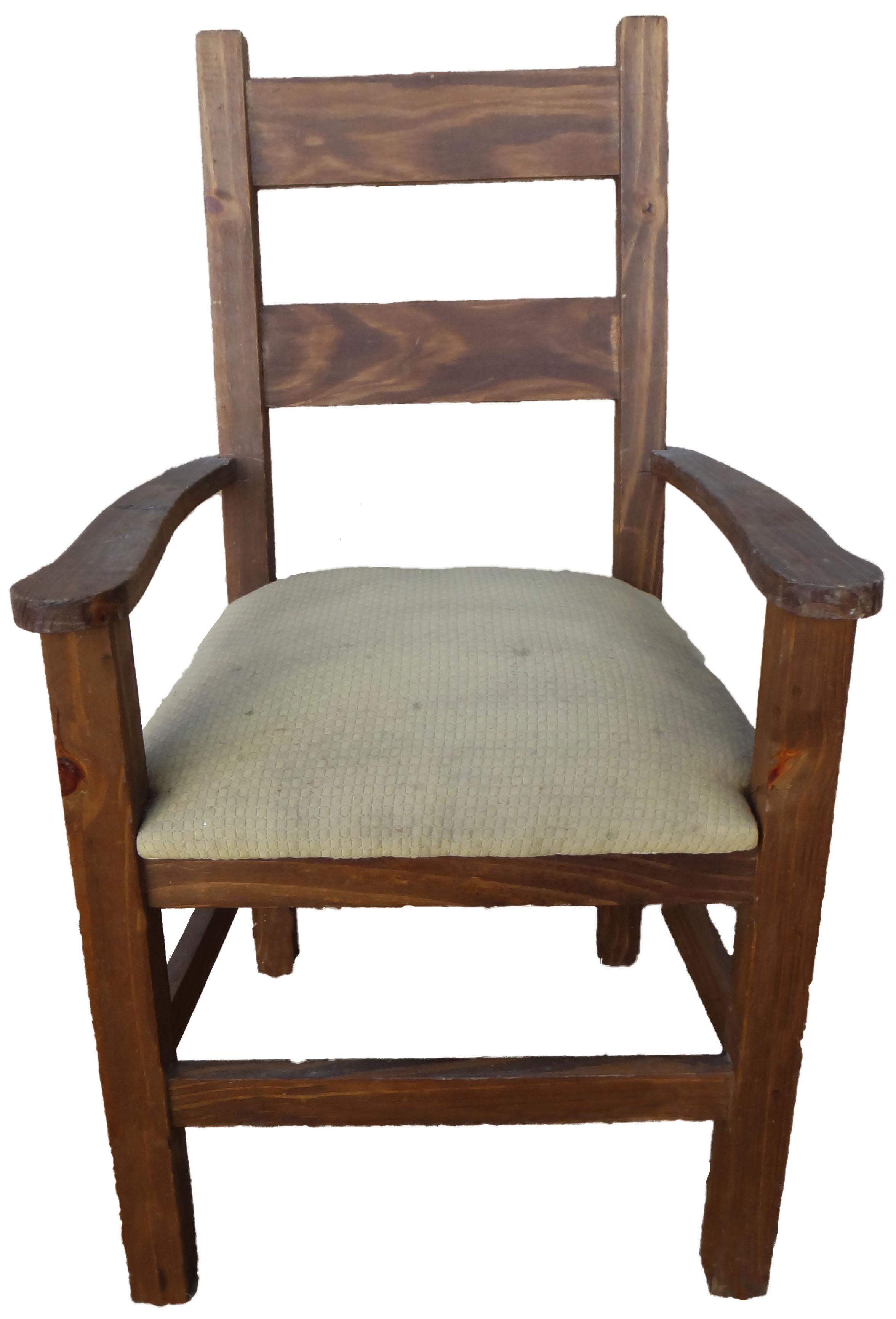 Sillones estilo antiguo carpinteria restauracion - Sillones de madera antiguos ...