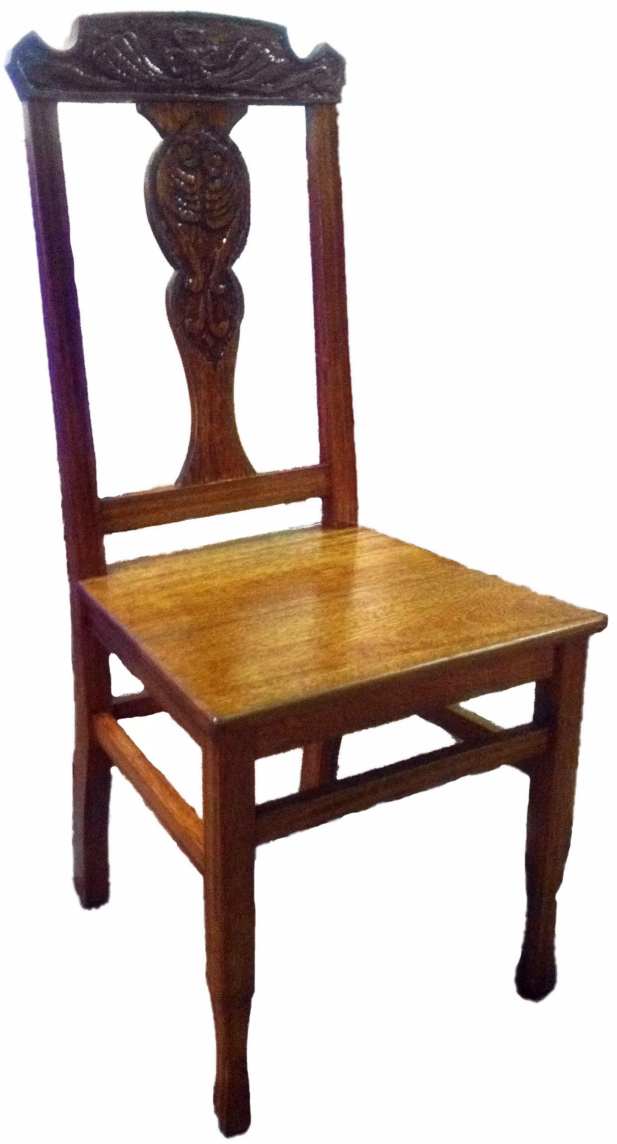 Sillas antiguas y modernas inicio for Modelos de muebles de madera